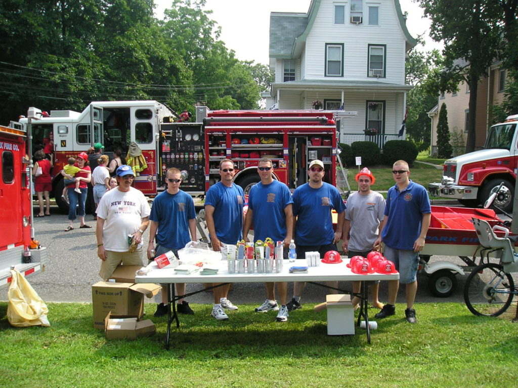 THE 4TH OF JULY AND THE FIRE PREVENTION TEAM
