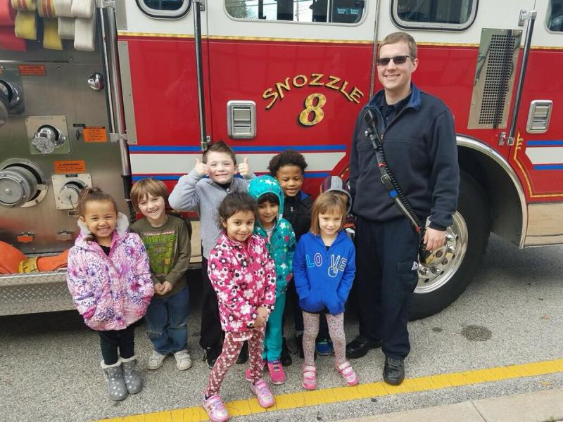 Interboro Early Learning Academy Fire Prevention